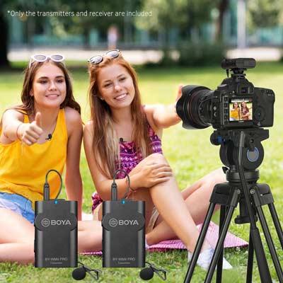 میکروفون بی سیم بویا مدل BY-WM4 Pro-K2