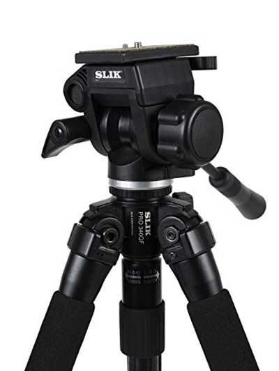 سه پایه اسلیک مدل Slik Pro 340 QF AMT