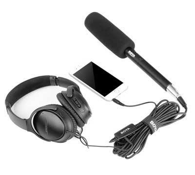 کابل میکروفون بویا مدل BY-BCA6