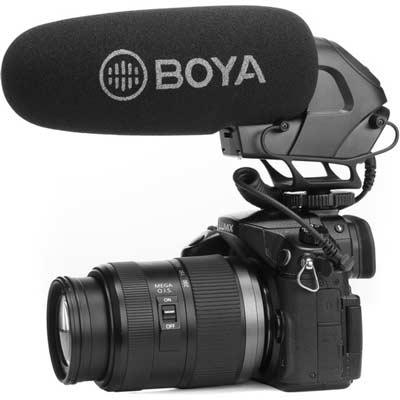 میکروفون کاردیود بویا مدل BY-BM3030