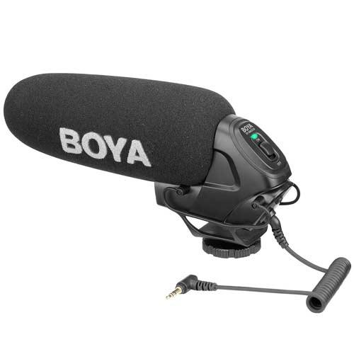 میکروفون کاردیود بویا مدل Boya BY-BM3030