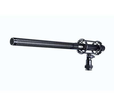 میکروفون شات گان بویا مدل BY-PVM1000L