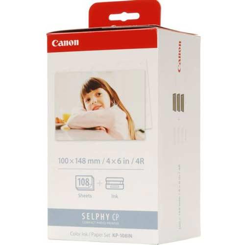 کارتریج کانن مدل Canon KP-108IN