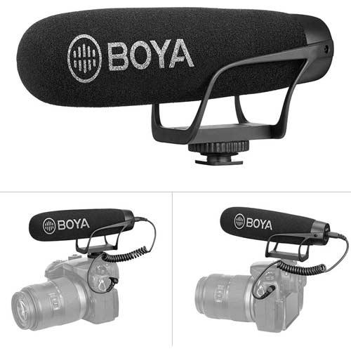 میکروفون کاردیود بویا مدل Boya BY-BM2021