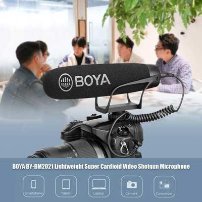 میکروفون کاردیود بویا مدل BY-BM2021