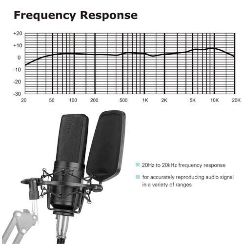 میکروفون استدیویی بویا مدل Boya BY-M1000