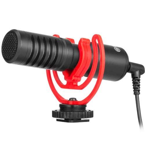میکروفون کاردیود بویا مدل BY-MM1+
