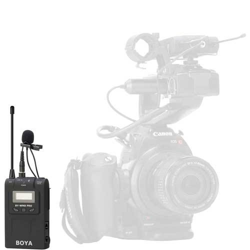 فرستنده میکروفون بویا مدل Boya BY-TX8 Pro