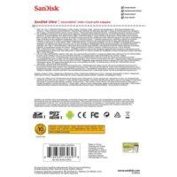 کارت حافظه سندیسک مدل SanDisk 16GB Ultra UHS-I microSDHC