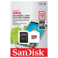 کارت حافظه سندیسک مدل SanDisk 32GB Ultra UHS-I microSDHC