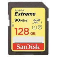 کارت حافظه سندیسک مدل SanDisk 128GB Extreme SDXC UHS-I