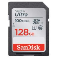 کارت حافظه سندیسک مدل SanDisk 128GB Ultra SDXC UHS-I