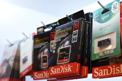 کارت حافظه سندیسک مدل SanDisk 32GB Extreme CompactFlash UDMA 7