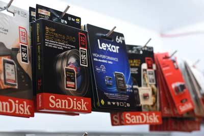 کارت حافظه سندیسک مدل SanDisk 64GB Extreme SDXC UHS-I