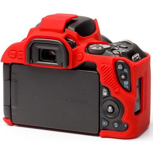 کاور سیلیکونی دوربین کانن Silicone Cover Canon 200D/250D