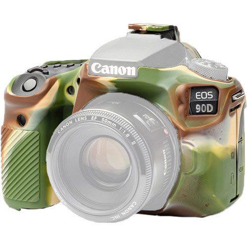 کاور سیلیکونی دوربین کانن Silicone Cover Canon 90D