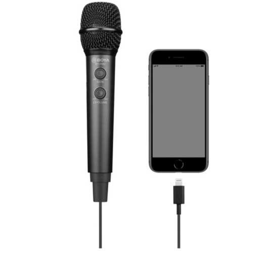 میکروفون دستی بویا مدل Boya BY-HM2