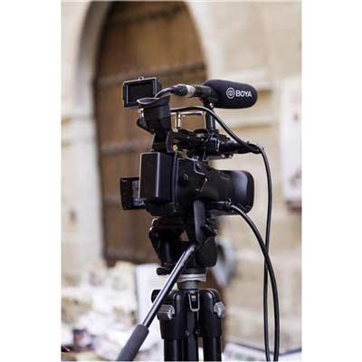 میکروفون شات گان بویا مدل Boya BY-PVM3000L