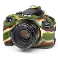 کاور سیلیکونی دوربین کانن Silicone Cover Canon 2000D