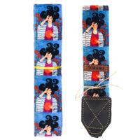 بند دوربین عکاسی ترنگ طرح دخترانه Torang Camera Strap 022