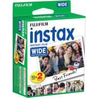 فیلم دوربین فوجی فیلم واید بیستایی مدل Instax Wide 10×2
