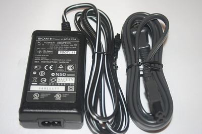 شارژر دوربین سونی اصلی Sony AC-L25A Original