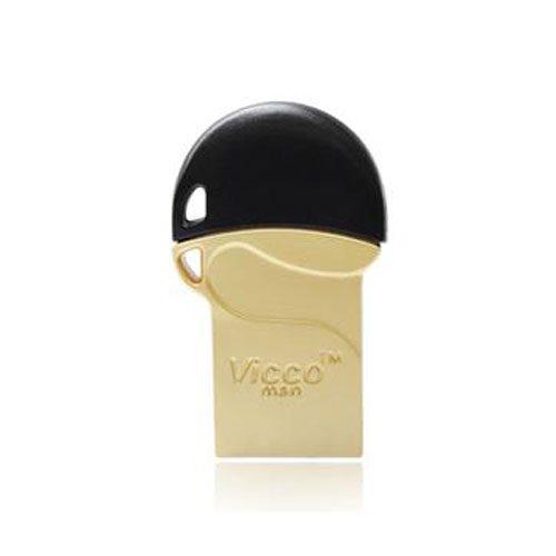 فلش مموری 16GB ویکومن مدل Viccoman VC120 OTG MicroUSB