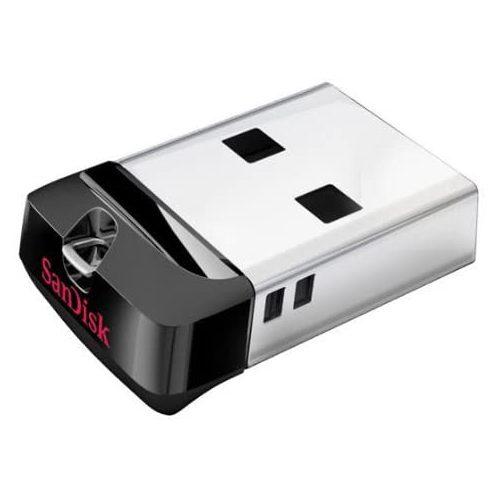 فلش مموری 32GB سندیسک SanDisk Cruzer Fit CZ33 USB 2.0