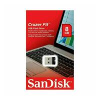 فلش مموری 8GB سندیسک SanDisk Cruzer Fit CZ33 USB 2.0