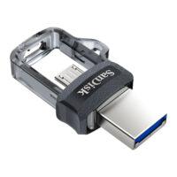فلش مموری 64GB سندیسک SanDisk Ultra Dual Drive M3.0