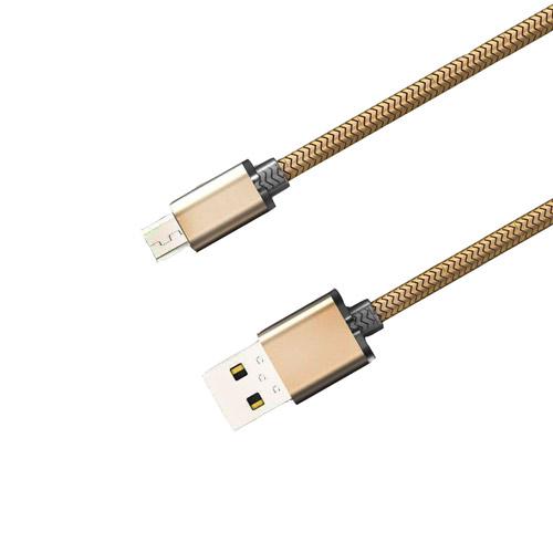 کابل تبدیل USB به microUSB الدینیو مدل LS31 طول 3 مترکابل تبدیل USB به microUSB الدینیو مدل LS31 طول 3 متر