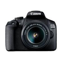 دوربین عکاسی کانن همراه لنز Canon EOS 2000D Kit EF-S 18-55mm IS II