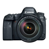 دوربین عکاسی کانن Canon EOS 6D Mark II Kit 24-105mm f/4L IS II USM