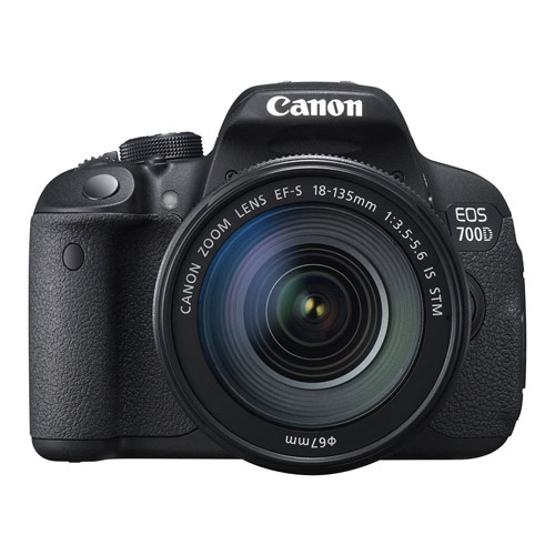 دوربین عکاسی کانن همراه لنز Canon EOS 700D Kit 18-135mm IS STM