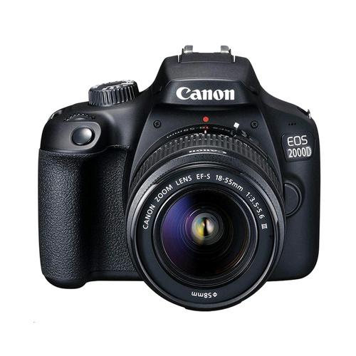 دوربین عکاسی کانن همراه لنز Canon EOS 2000D Kit EF-S 18-55mm III