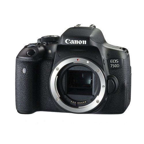 بدنه دوربین عکاسی کانن Canon EOS 750D Body