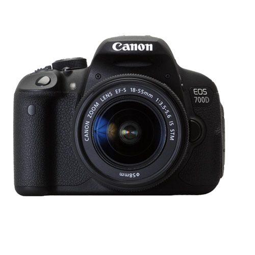 دوربین عکاسی کانن همراه لنز Canon EOS 700D Kit 18-55mm IS STM