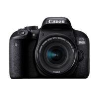 دوربین عکاسی کانن همراه لنز Canon EOS 800D Kit 18-55mm IS STM