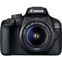 دوربین عکاسی کانن همراه لنز Canon EOS 4000D Kit EF-S 18-55mm III