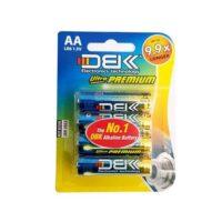 باتری قلمی دی بی کی DBK LR6 بسته 4 عددی