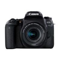 دوربین عکاسی کانن Canon EOS 77D Kit 18-55mm IS STM