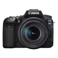 دوربین عکاسی کانن همراه لنز Canon EOS 90D kit 18-135mm IS USM