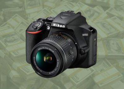بدنه دوربین عکاسی نیکون Nikon D3500 body