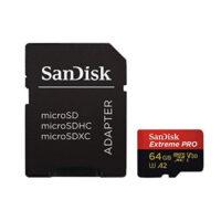 کارت حافظه سندیسک SanDisk Extreme Pro microSDHC 64GB 170MB/s