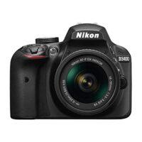 دوربین عکاسی نیکون Nikon D3400 Kit 18-55mm AF-P VR