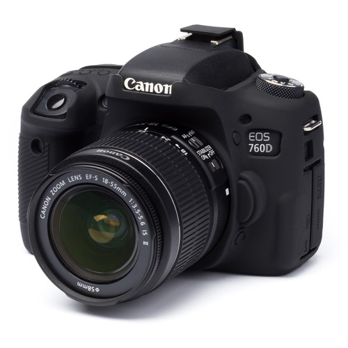 کاور سیلیکونی دوربین کانن Silicone Cover Canon 760