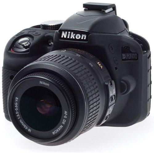 کاور سیلیکونی دوربین نیکون Silicone Cover Nikon D3400/D3300