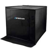 لایت باکس وسکات 70×70 دیمردار تک رنگ Westcott LED770W