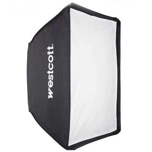 سافت باکس وسکات Westcott Softbox 50×70