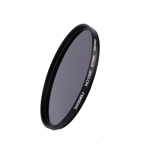 فیلتر لنز ان دی بائودلی مدل Baodeli ND 1000 67mm